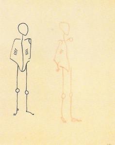 Gertrud Arndt: desnudo