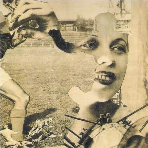 Irene Hoffman: montajes fotográficos.