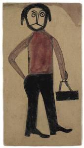 hombre mexicano con cartera, Bill Taylor.